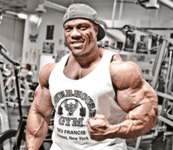 Bodybuilding vs Body Sculpting - Phil heath