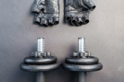 Discover Links Between Testosterone and Heavy Lifting - Dumbbells Gloves