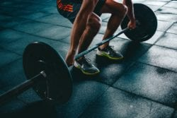 Discover Links Between Testosterone and Heavy Lifting - Barbell Deadlift